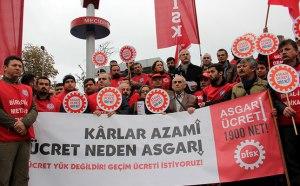 DİSK'ten asgari ücret açıklaması